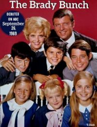 The Brady Bunch debuted 51 years ago today!