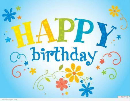Wonderful Birthday Blessings OandA!!!