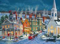 Winter Scene by Bob Fair