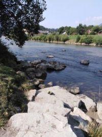 Německo river Ache