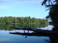 Oastler lake Provincial Park, Canada