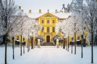 A German Winter - Barockschloß Rammenau