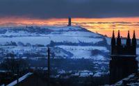 Victoria Tower Huddersfield UK