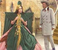 Carol Burnett--Gone With The Curtains