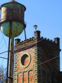 Decaying Distillery, Kentucky