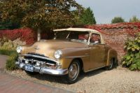 Plymouth concord 1952