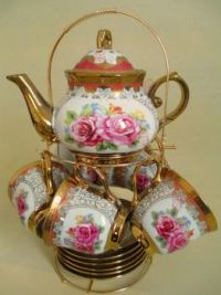 Lovely teaset