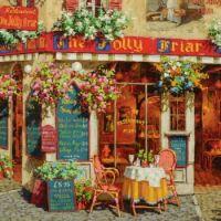 """Jolly Friar"" Restaurant and Pub by Viktor Shvaiko"