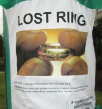 Lost Ring ?