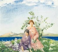James Wright (Scottish, 1885–1947), A Summer Idyll