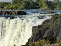 ZIMBABWE – Victoria Falls – View from the Zimbabwe side