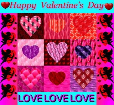 Happy Valentine's 2013