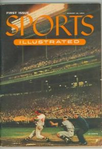 First issue of Sports Illustrated, 8/16/54