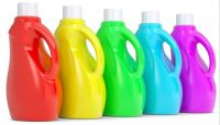 laundry detergent bottles - small