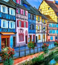 Colmar, France -- Also known as Little Venice...