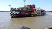 LIVERPOOL..THE DAZZLE FERRY