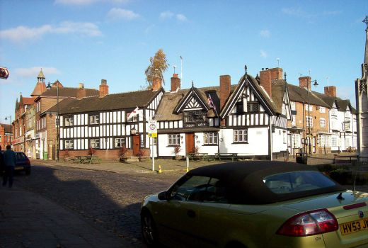 193. The Black Bear Inn - Sandbach