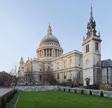 St Pauls Catherdral