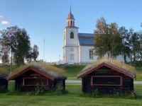 Church in Ljusnedal