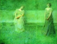 The song   T. W. Dewing