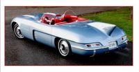 56 PONTIAC CLUB DE MER - CONCEPT CAR