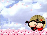 Pucca and Garu