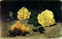 three roses, 1898