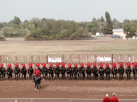 RCMP - Musical Ride