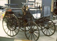 1886 Daimler Motorkutsche