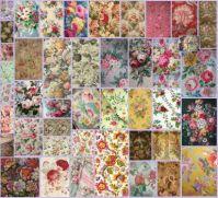 July 6th - Vintage fabrics