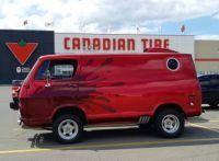 Custom Van 2