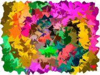 Confetti Swirl - Medium