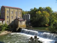 Weisenberger Mill, Midway, KY