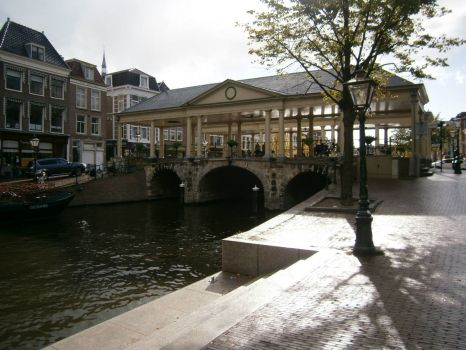 korenbeurs leiden holland