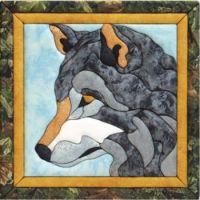 Mary Maxim's Wolf