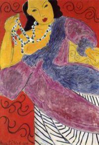 Asia, 1946   Henri Matisse