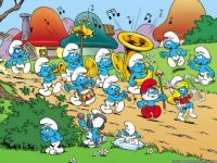 Smurf Parade 154
