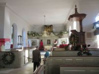 Bruton Parish Church Interior