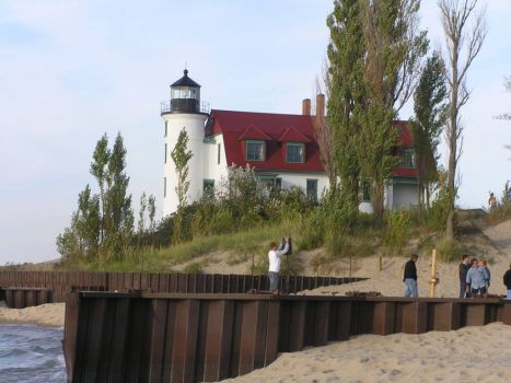 Pt. Betsie Lighthouse, Frankfort, Mi.