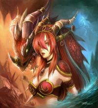 Alexstrasza the Lifebinder