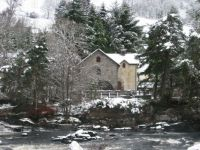 The Old Mill in Killin, Scotland