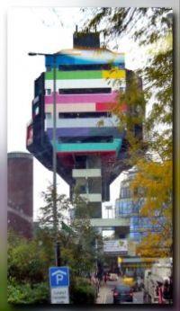 Odd Building -Bierpinsel 1 (repost)