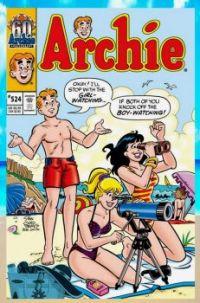 Archie #524 Summer Fun