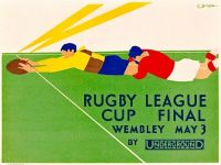 Rugby League Cup Final, 1930, Charles Burton (1882-?)