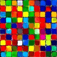 Farbklekse 196