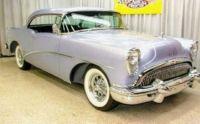 1954 Buick Skylark 2 door hardtop front quart