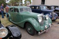 """SS-Jaguar """"3½ litre Sports"""" - 1941"""