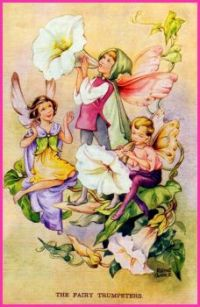 The Fairy Trumpeters (smaller size)