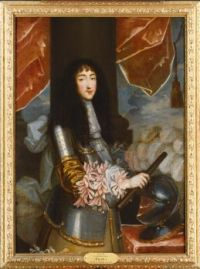 Unknown artist, Portrait of Philippe I, Duke of Orléans (1640-1701)
