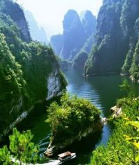 Zhangjiajie national forest park - China